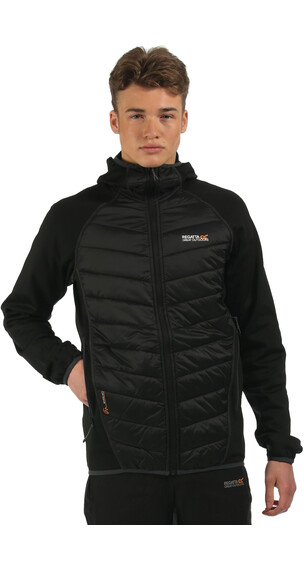 Regatta Andreson II Hybrid Jacket Men Black/Black